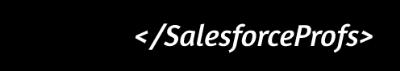 SalesforceProfs